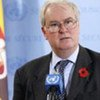 L'ambassadeur du Royaume-Uni, Mark Lyall Grant, Président du Conseil de sécurité pour le mois de juin