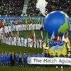 Le match contre la pauvreté au profit d'Haïti et du Pakistan.