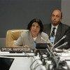 UN Special Rapporteur on Violence against Women Rashida Manjoo.