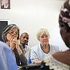A high-level UN panel hears first-hand accounts of sexual violence survivors in the DR of Congo