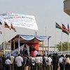La Commission électorale annonce les résultats provisoires du référendum d'autodétermination au Sud Soudan,