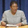 La chef de l'humanitaire de l'ONU, Valerie Amos.