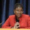 Humanitarian chief Valerie Amos
