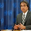 James Anaya, Special Rapporteur on the rights of indigenous peoples.