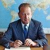 Второй Генеральный секретарь ООН Даг Хаммаршельд. При нем была учреждена первая миротворческая операция ООН.