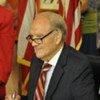 WFP Goodwill Ambassador George McGovern.