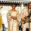 Malian pop duo Amadou & Mariam in concert during their trip to Haiti