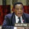 Special Representative for Somalia Augustine Mahiga