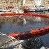 Oil spill during Lebanon crisis (2006)