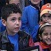 Des enfants syriens.