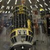 Space exhibits on show at the Vienna International Centre