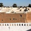 A section of the World Heritage site of the Old Town of Ghadamès, Libya