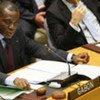 رئيس مجلس الأمن
