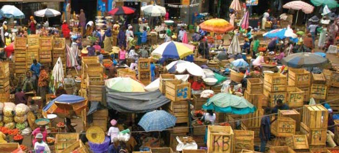 UN Reports Progress Towards Poverty Alleviation Urges Increased - The porest