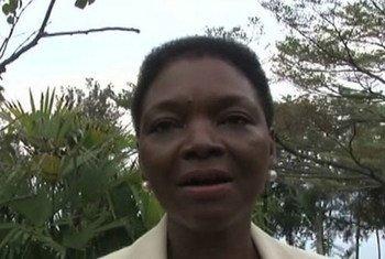 Valerie Amos, Under-Secretary-General for Humanitarian Affairs