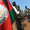 South Sudan prepares for its independence  on 9 July 2011