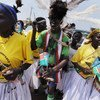 Festivities underway in Juba as South Sudan prepares for its independence on 9 July 2011