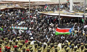 South Sudan celebrated its Independence on 9 July 2011