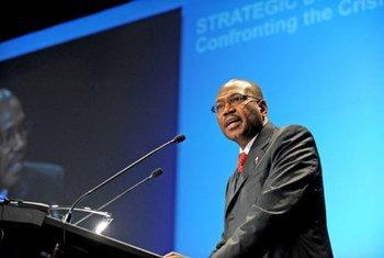 ITU Secretary General Hamadoun Touré