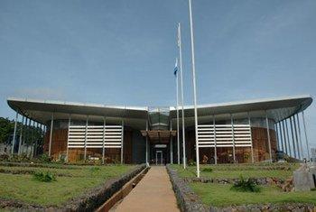 Le Tribunal spécial pour la Sierra Leone à Freetown
