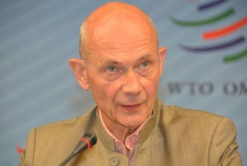 WTO Director-General Pascal Lamy