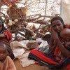 Des Somaliens dans le camp de Kobe à Dollo Ado, en Ethiopie.