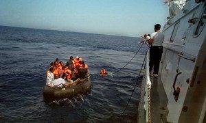 Photo: UNHCR/A. Di Loreto (file photo)