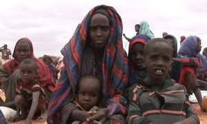 Thousands of Somalis have fled their country to escape famine that exists in two regions of southern Somalia