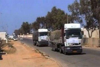 Camiones con asistencia