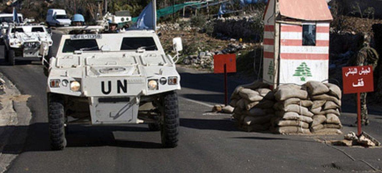 بعثة اليونيفيل في لبنان