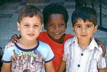 La Journée internationale de l'amitié a été proclamée par l'Assemblée générale en 2011.