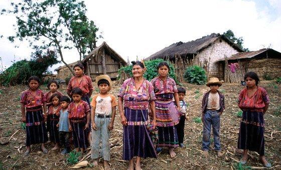 Guatemala (nesta foto), Haiti e Colômbia devem beneficiar-se de um novo plano assinado esta semana por três agências das Nações Unidas.