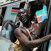 أهالي جنوب السودان احتفلوا بولادة بلدهم في تموز/يوليو 2011.