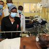 Herido en atentado en Abuja