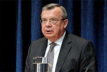 UNODC Executive Director Yury Fedotov.