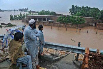 Les habitants du Sindh et d'autres régions du Pakistan doivent faire face de nouveau à des inondations.
