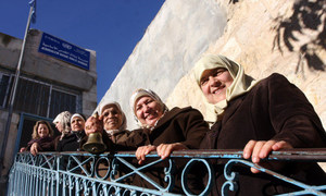 UNRWA provides training for thousands of teachers throughout their careers