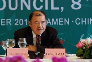 UNCTAD Secretary-General Supachai Panitchpakdi