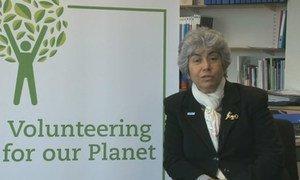 UNV Executive Coordinator Flavia Pansieri