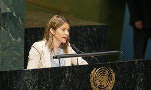 Special Rapporteur Catarina de Albuquerque.
