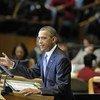 El presidente de Estados Unidos, Barack Obama  Foto archivo: ONU