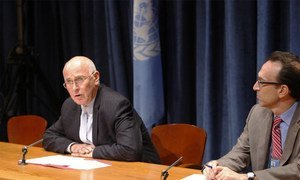 Special Representative for Libya Ian Martin