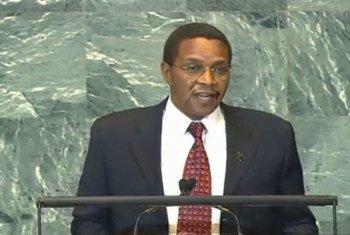 President Jakaya Kikwete of Tanzania