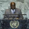 President of Kenya Mwai Kibaki