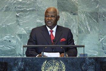 President Ernest Bai Koroma of the Republic of Sierra Leone