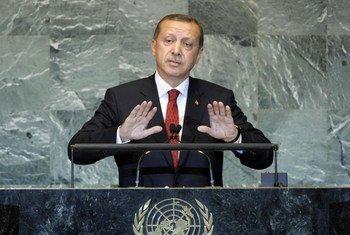 Prime Minister of Turkey Recep Tayyip Erdogan,
