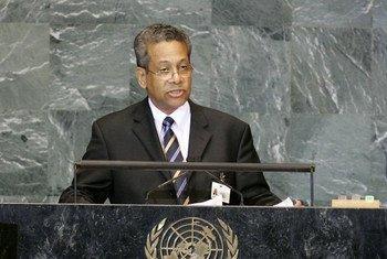 Deputy Prime Minister Kenneth Baugh of Jamaica