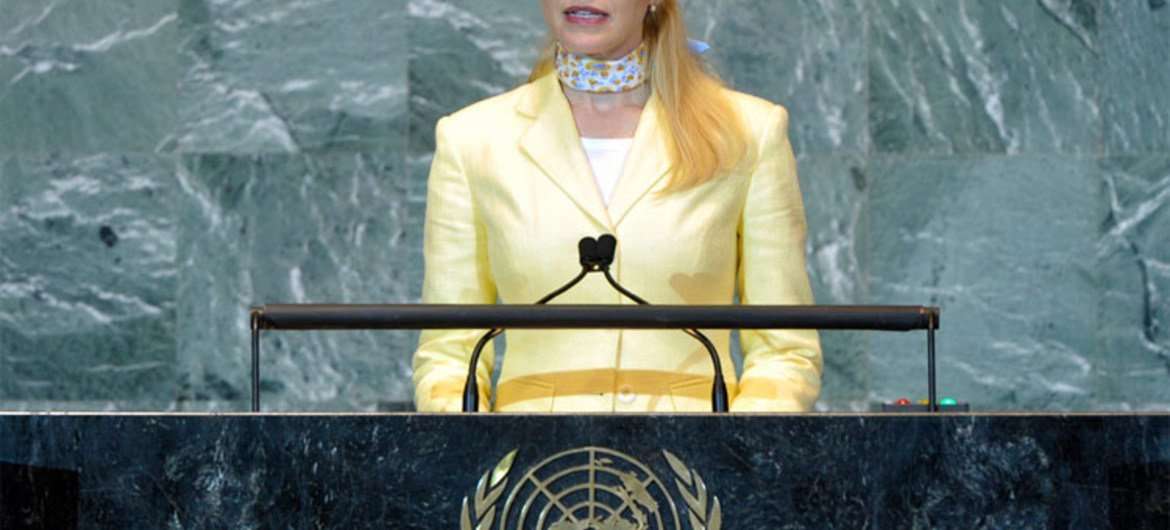 Un Should Lead By Example And Appoint More Female Mediators