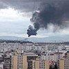 空气污染危害人类健康。