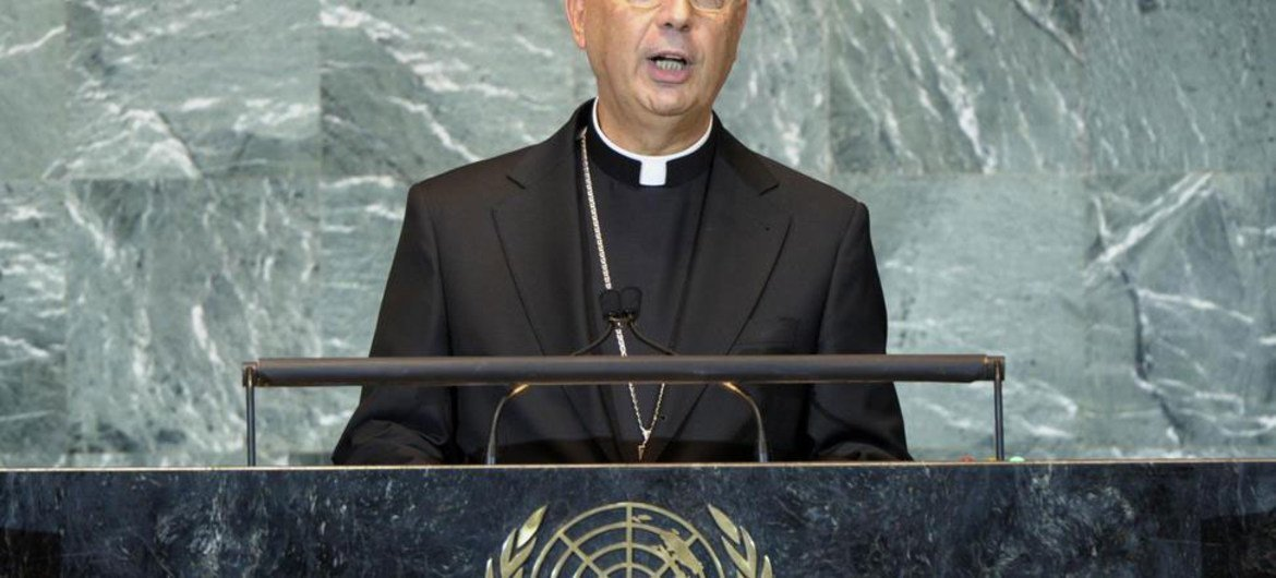 Archbishop Dominique Mamberti, Secretary for Relations with States for the Holy See